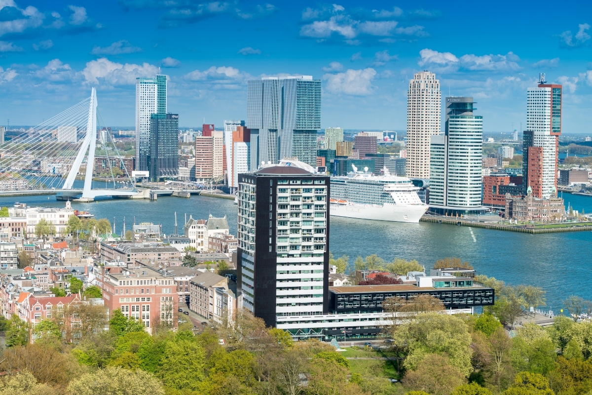 Over 80,000 residents of Rotterdam have a licence for visitor parking