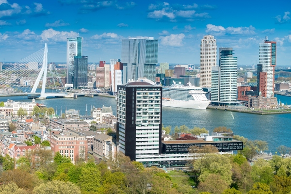 Rotterdam develops 'low code' parking app