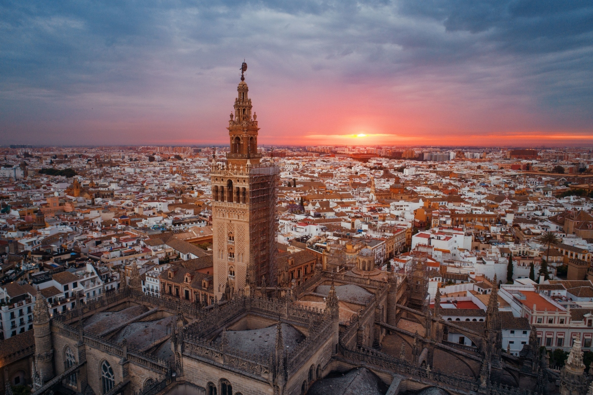 EHang hopes AVV will help Seville relieve traffic congestion and preserve historic sectors