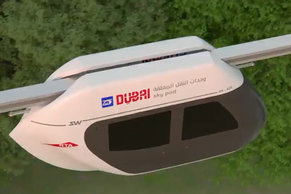 Dubai strikes deal for 'sky pod' transit system