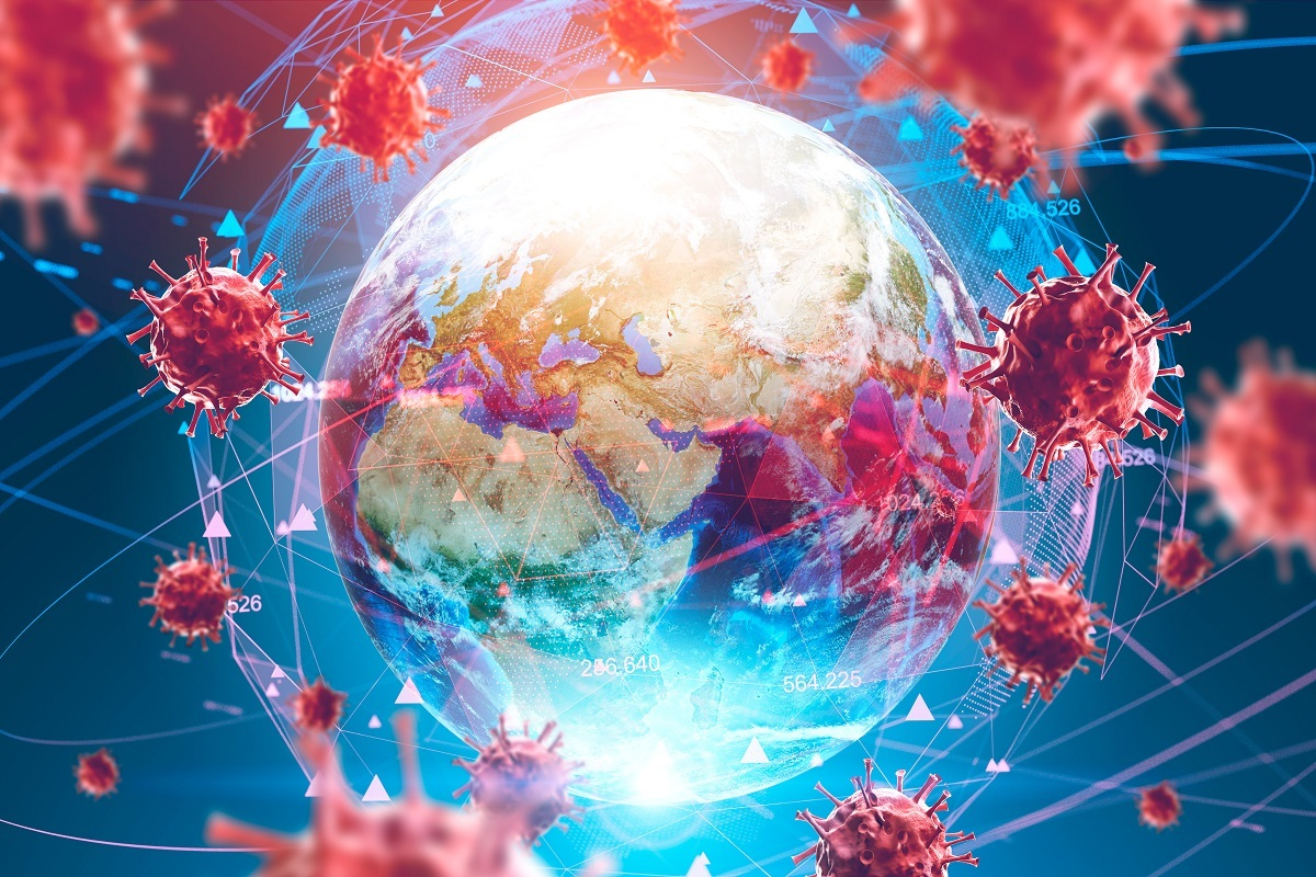 A network of IoT devices could be used in the battle against virus outbreaks