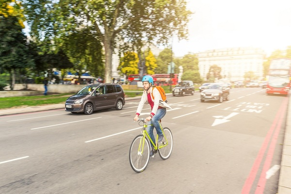 London deploys AI for cycle route planning