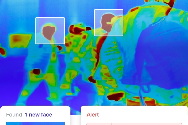 AI fever detection cameras for crowds launched
