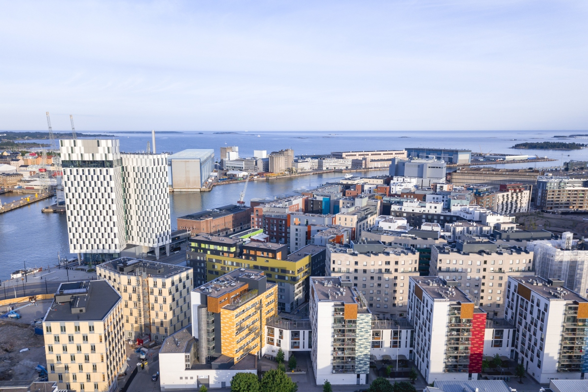 Helsinki wants to take a global lead in sustainable urban heating