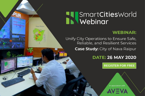 WEBINAR: Unify City Operations to Ensure Safe, Reliable, and Resilient Services