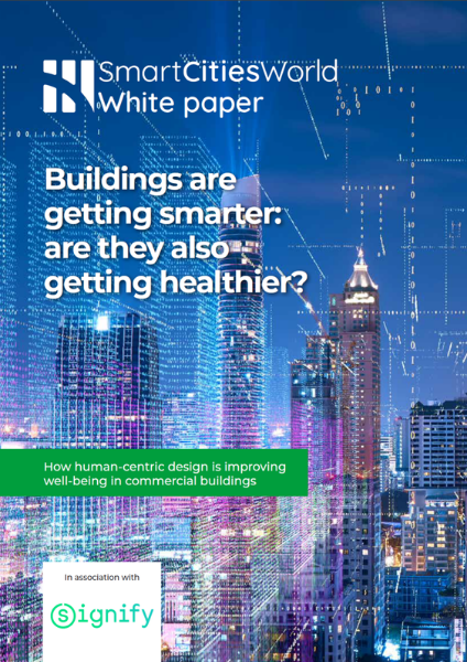 Buildings are getting smarter: are they also getting healthier?