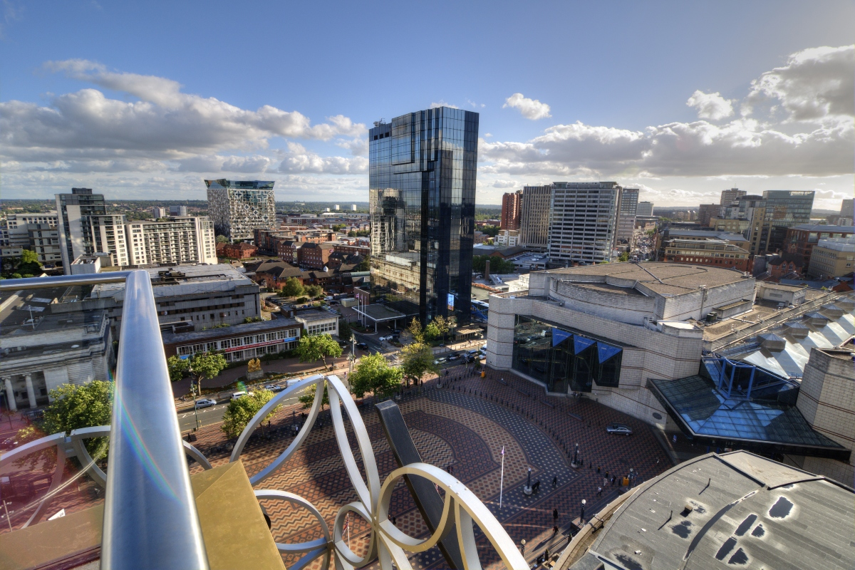 Birmingham wants to build a green and sustainable recovery for the city