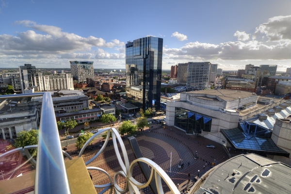 Birmingham announces measures to prioritise walking and cycling