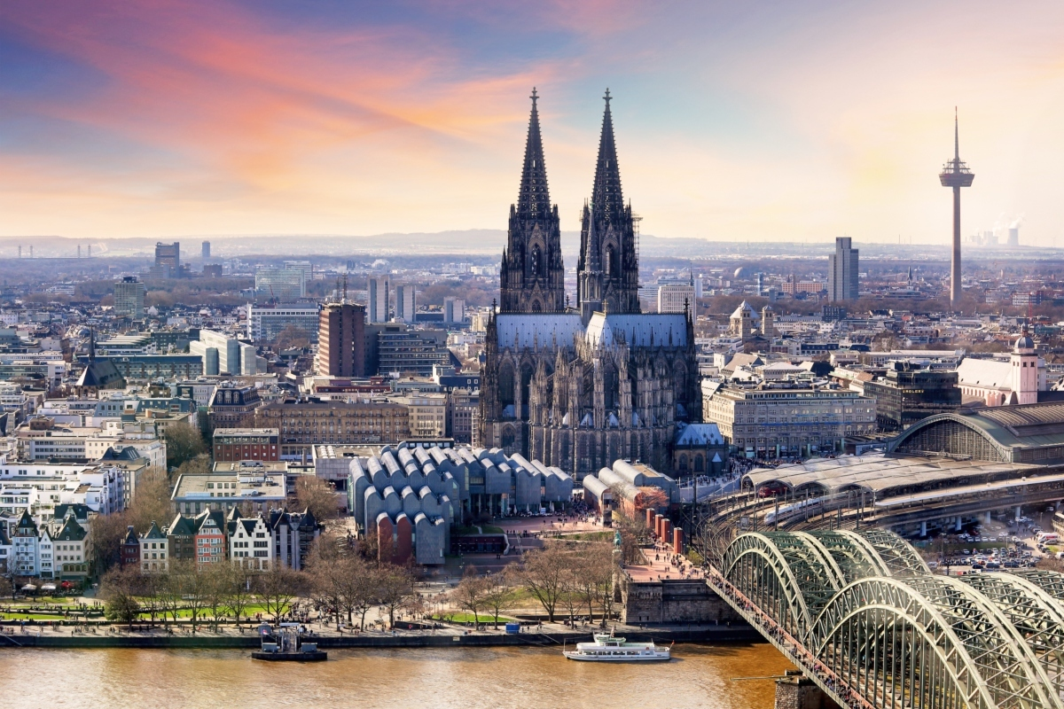Spin has applauded cities such as Cologne for expanding its bike lanes