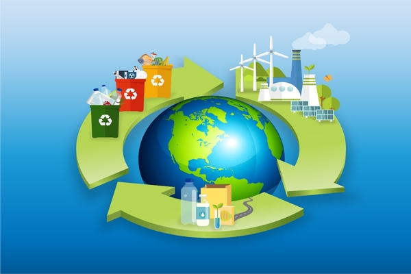 Smart waste report sets out how to realise the circular economy
