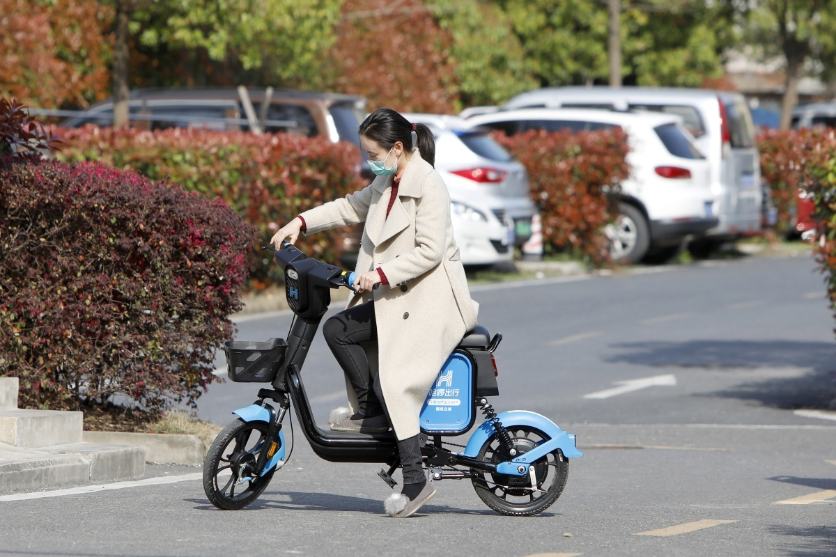 Next-gen e-bike features smart voice navigation