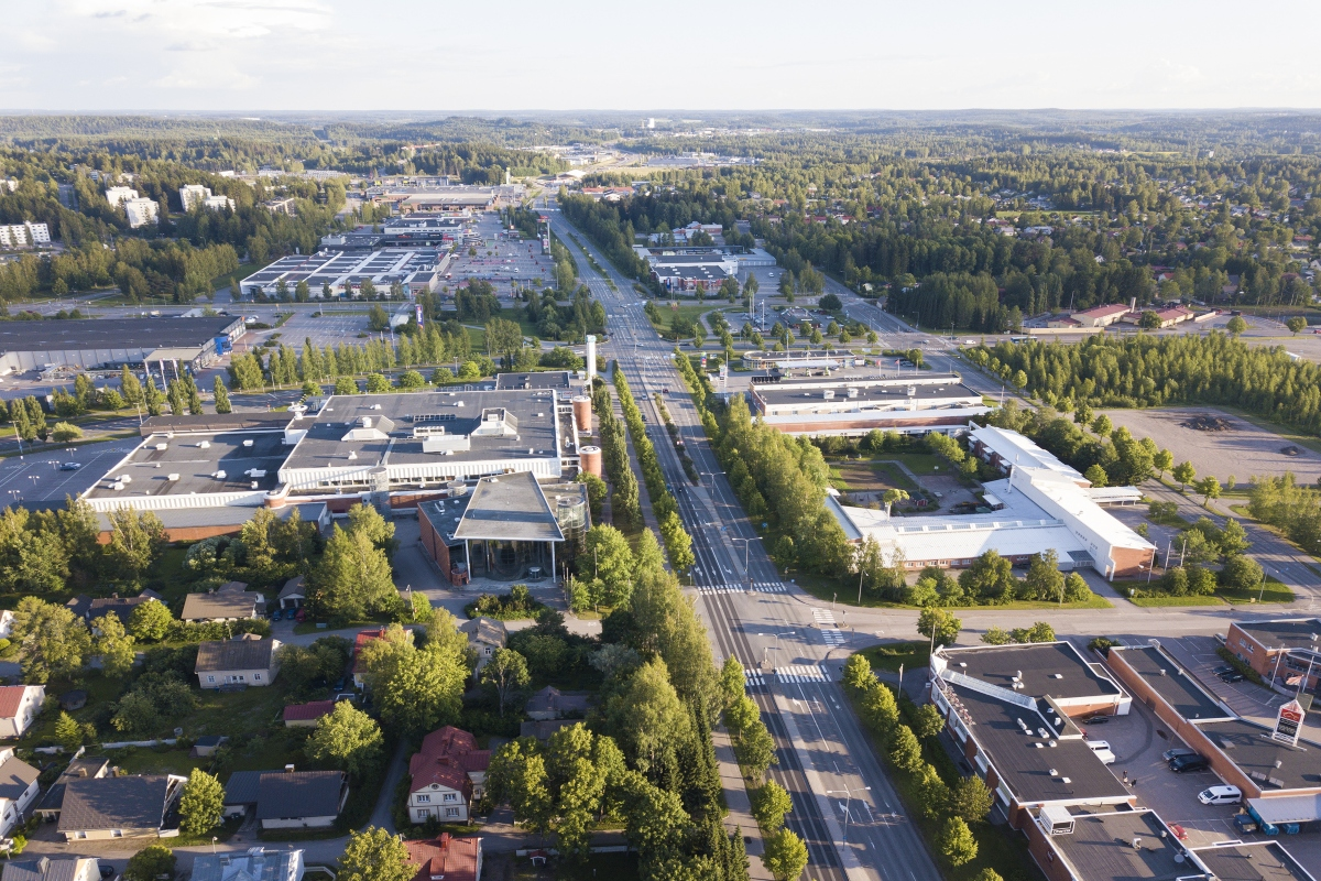 Lahti citizens can benefit from reducing their personal mobility emissions