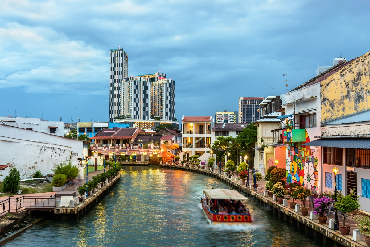Malacca's intelligent tourism through digital currencies and blockchain is among the winners