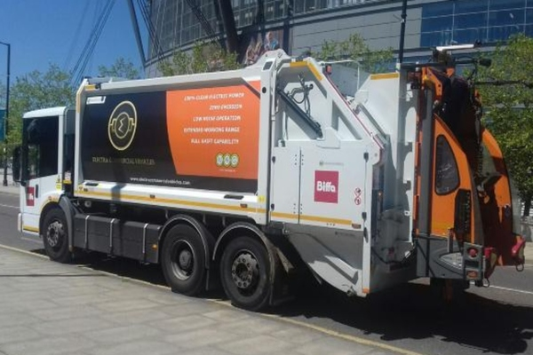 Manchester to roll out electric refuse collection vehicles