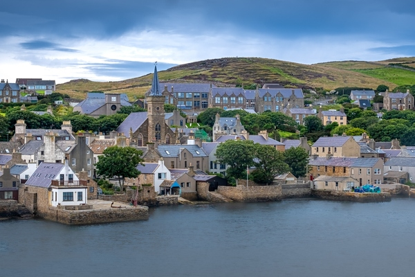 Scottish island to use 5G digital twin in its efforts to become carbon neutral