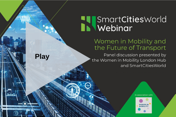 WEBINAR: Women in Mobility and the Future of Transport