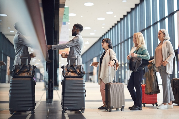 Social distancing tools launched for safer travel at airports