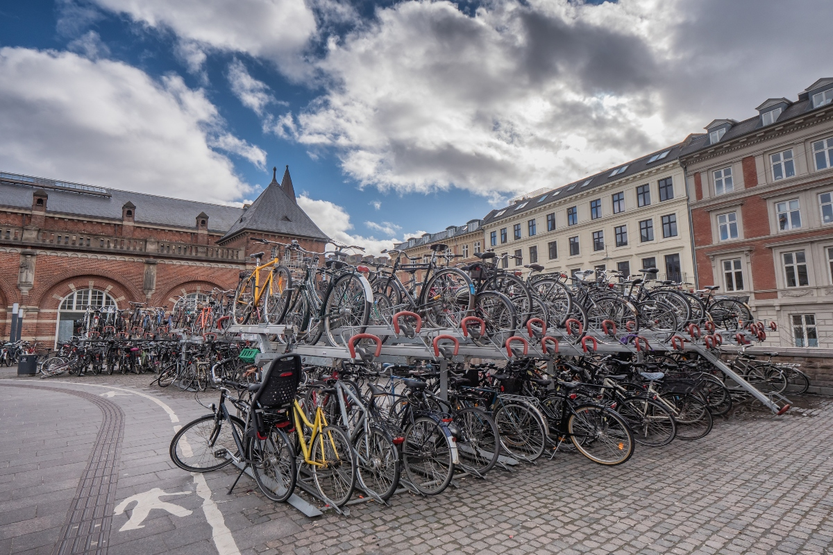 Cycle-friendly Copenhagen