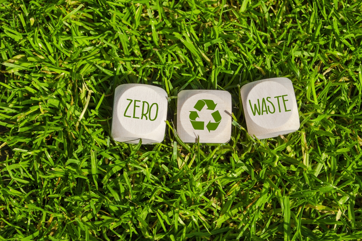The two companies want to advance the principles of circularity and zero waste