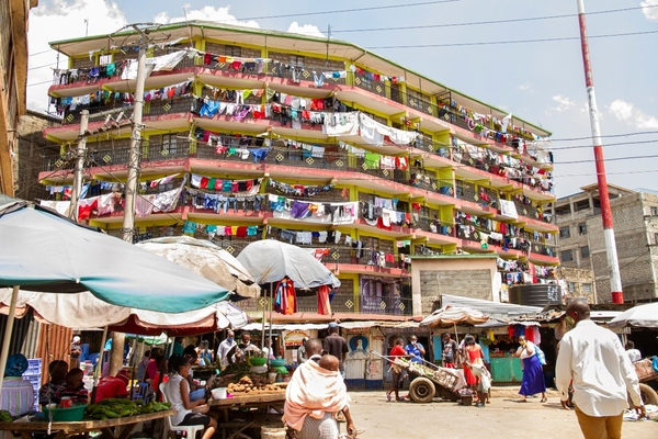Planet Smart City provides digital tools for UN Habitat's slum upgrade programme