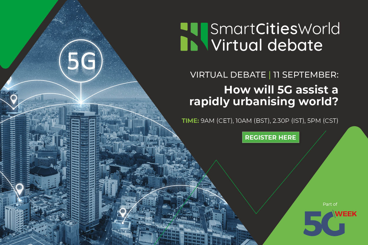 VIRTUAL DEBATE: How will 5G assist a rapidly urbanising world?