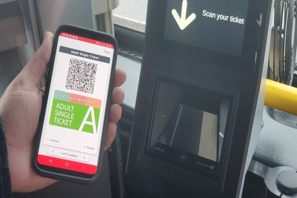 Calgary Transit launches mobile ticketing system