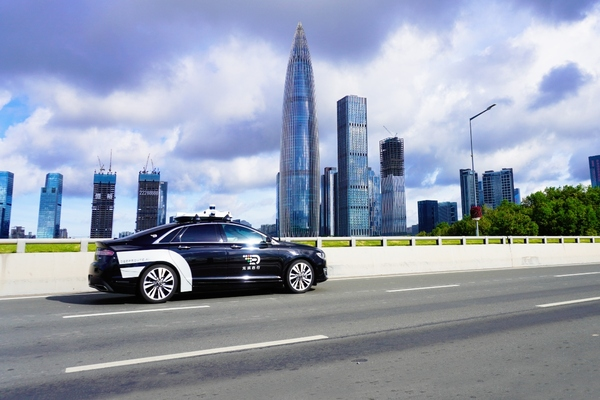 Autonomous robo-taxis booked for Hangzhou 2022 Asian Games
