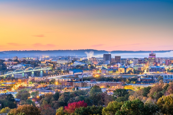 Chattanooga records $2.7bn community benefit from 10 years of its smart city network