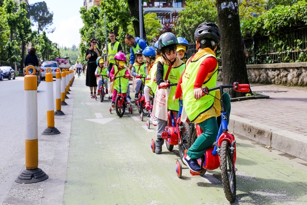 Resource provides guidance on designing streets for children