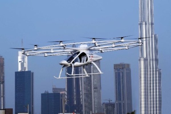Dubai strikes agreement to explore use of autonomous aerial vehicles