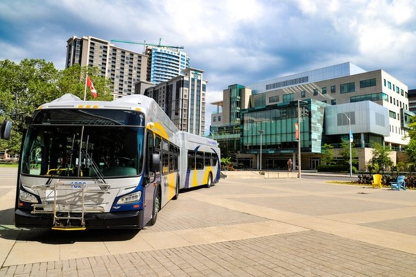 Mobile ticketing option introduced on local transit systems in Toronto area