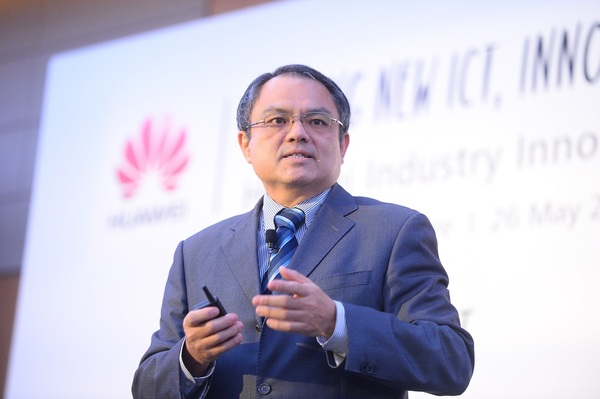 Q&A: Huawei's Hong-Eng Koh on the value of digital transformation