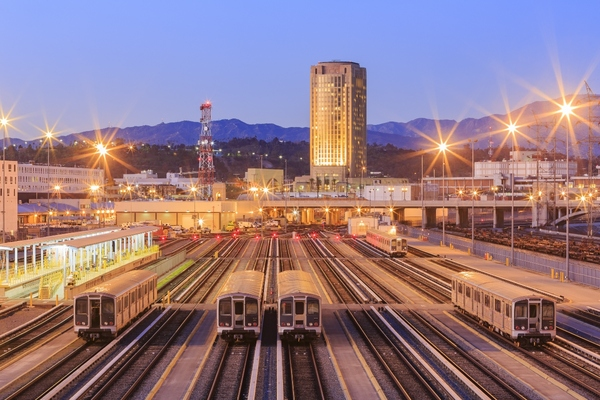 LA Metro and Cubic facilitate touch-free travel