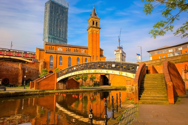 "City of Manchester home to ""the greenest people"" in Britain"