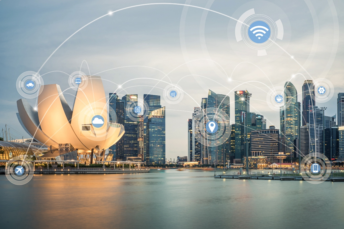 "$9m ""people-centric"" smart city research project for Singapore"