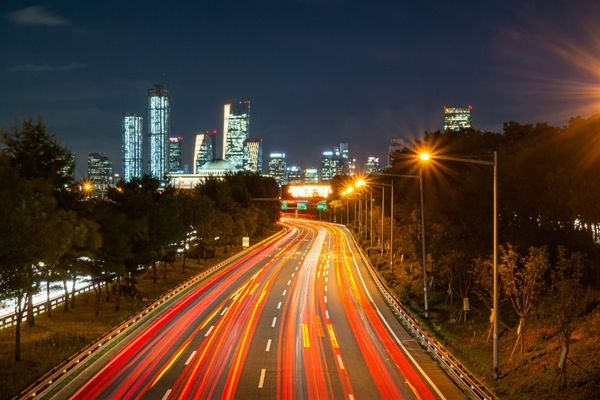 The IoT network currently covers 306km of expressway