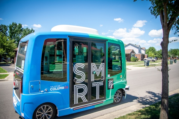 Columbus unveils three smart mobility pilots and seeks community participation