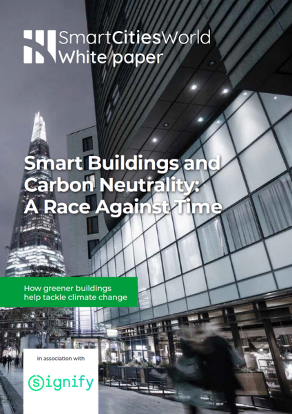 White Paper:  Smart Buildings and Carbon Neutrality: a race against time
