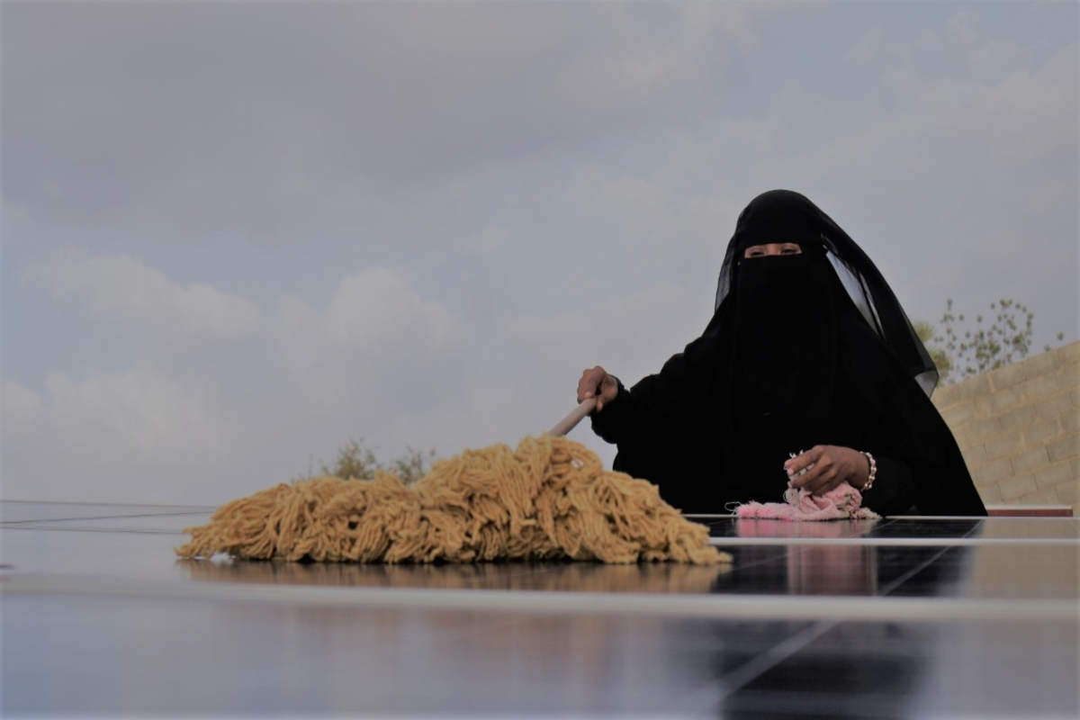 In Yemen, microgrids grids were created by local entrepreneurs, many of them women