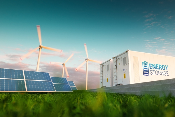 """Battery box"" renewable energy project announced for the Netherlands"