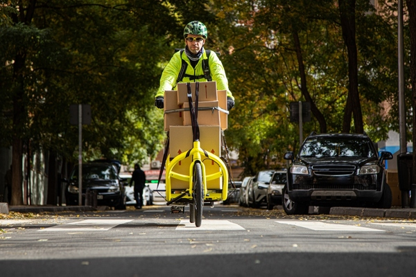 City of Boston explores the use of e-cargo bikes