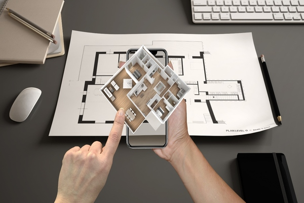 AR app provides digital concierge services to buildings