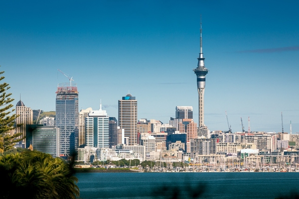 5G and the IoT network demonstrated how Auckland's smart city vision could come to life