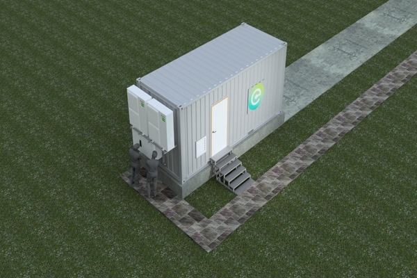 UK local authority works with second life battery pioneer to install energy storage system