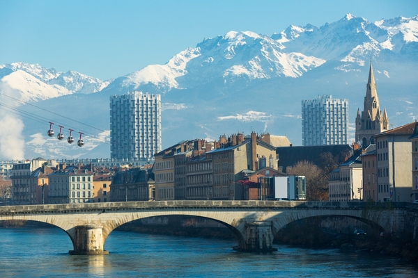 Grenoble receives €350,000 financial incentive to kick-start its European Green Capital year