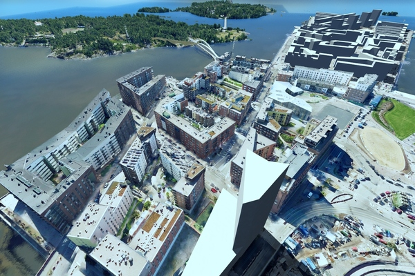 Helsinki's Digital City Synergy digital twin project scoops top award