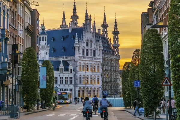 Leuven's model of radical cooperation aims to be a blueprint for other European cities