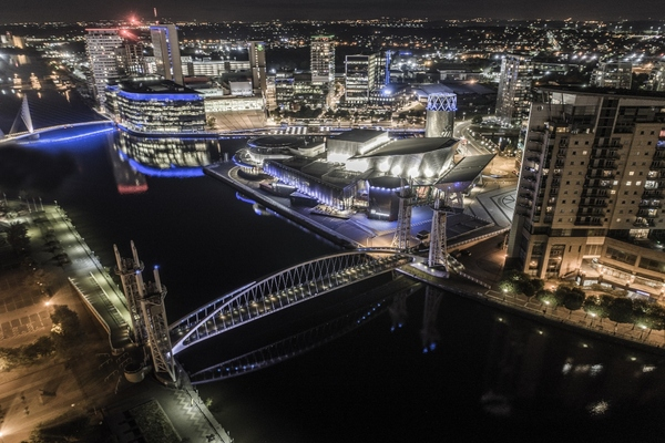 Smart city accelerator launched in MediaCityUK testbed