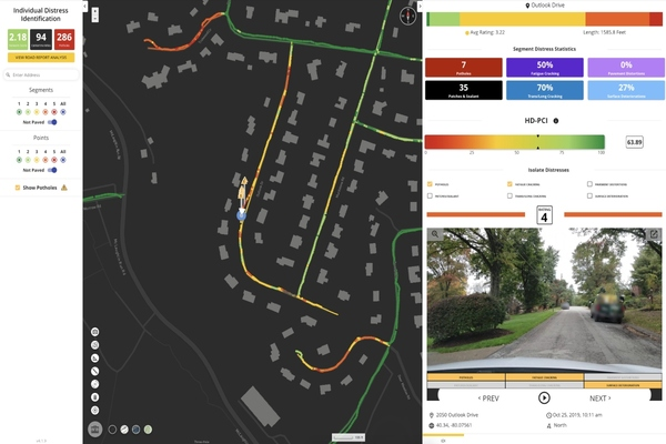 AI-based high-definition pavement condition tool launched