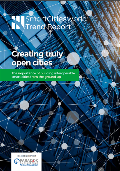 Trend Report: Creating truly open cities